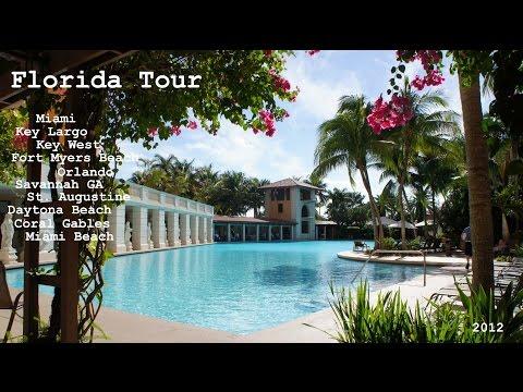 Florida Rundreise - Tour, Mietwagen, Hotspots, Hotels, Restaurants