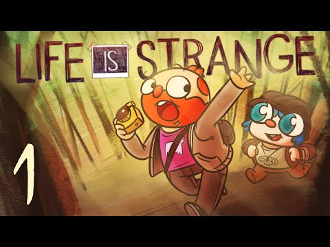 Day Dreaming in Class | Life is Strange Part 1
