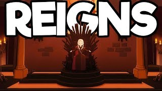 You Win or You Die - Reigns Game of Thrones Gameplay Impressions