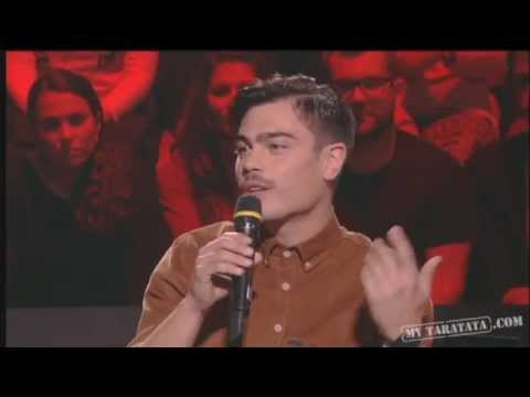 Lilly Wood And The Prick & Micho - Interview (Live On TV show Taratata Nov. 2012)