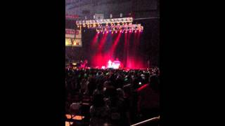 Hershey Jingle Ball 2011 - Sean Paul - Beginning of Baby Boi