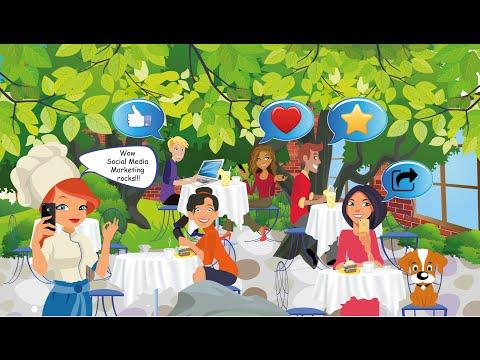 SOCIAL MEDIA MARKETING  + KMU –  Online und offline Welt verbinden