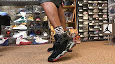 "fbee139d46e0 NIKE Unboxing Air Jordan 8 Retro ""BLACK CEMENT""(1998) GYM RED WLF ..."