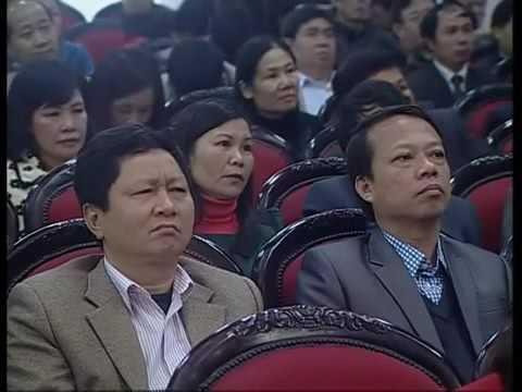 GS TS Hoàng Chí Bảo phát biểu tại Thanh Hóa 2016