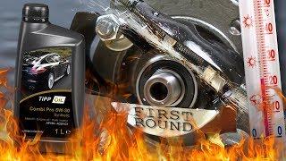 Tipp Oil Combi Pro 5W30 Jak skutecznie olej chroni silnik? 100°C
