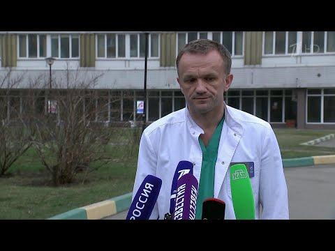 В Москве среди заболевших за сутки коронавирусом 152 человека в возрасте до 65 лет.