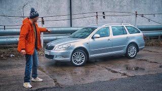 Купили редкую Octavia L\u0026K за 440 тыс.р. Повезло!