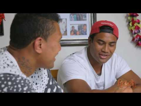 Fresh Julian Savea & Ardie Savea: My World