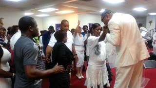 Powerful Move of the Holy Spirit- ATCI Atlanta- Apostle Bala Success Abraham