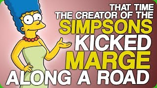 that-time-the-creator-of-the-simpsons-kicked-marge-along-a-road-funny-things-to-do-in-video-games