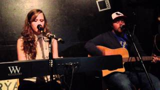 Lauren Arnold and Zachary Vacek - Falling Slowly