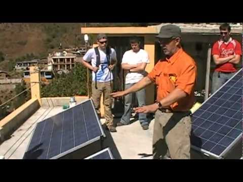 ATC Solar Electric in Santa Cruz, Guatemala (final report)