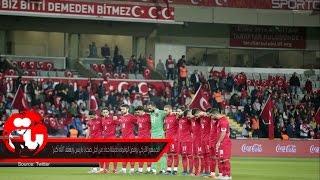 """الجمهور التركي يرفض الوقوف دقيقة حداد من أجل ضحايا باريس ويهتف """"الله أكبر"""""""