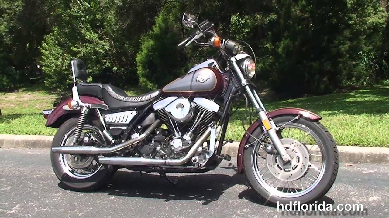 Harley Davidson Fxrs For Sale