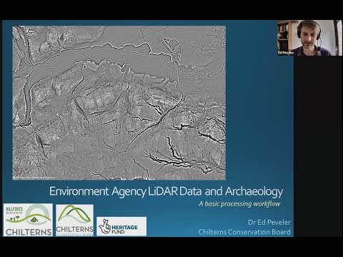 Using Open Source LiDAR For Archaeology