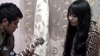 Bhutanese Song - Mee Chhu Gee (Cover by Dechen Wangmo & Guitar by Karma Tshel)