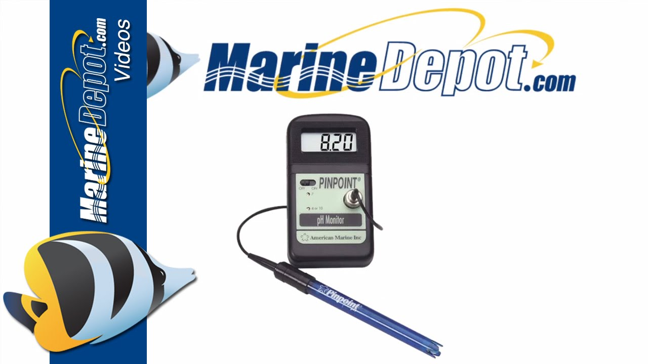 American Marine Pinpoint pH Monitor Review by Metrokat - Marine Depot Product Test Team Thumbnail