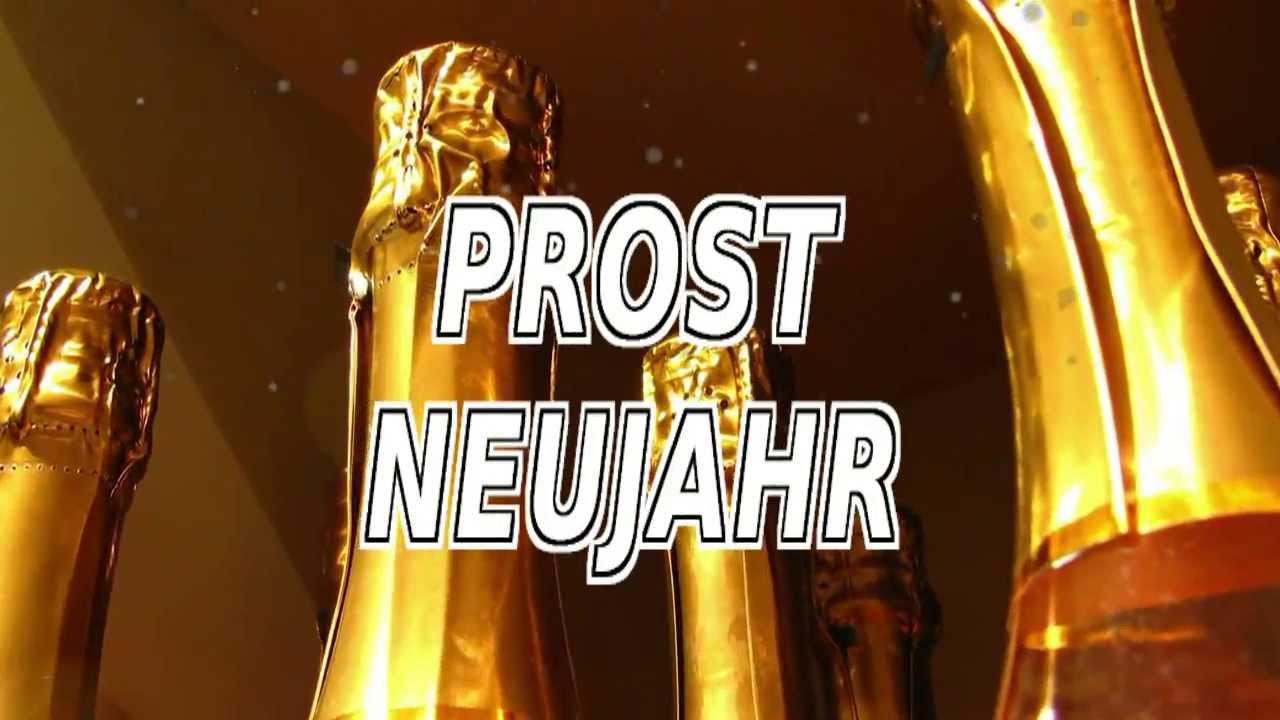 PROST NEUJAHR 2020 - Silvester 2019 neu - YouTube