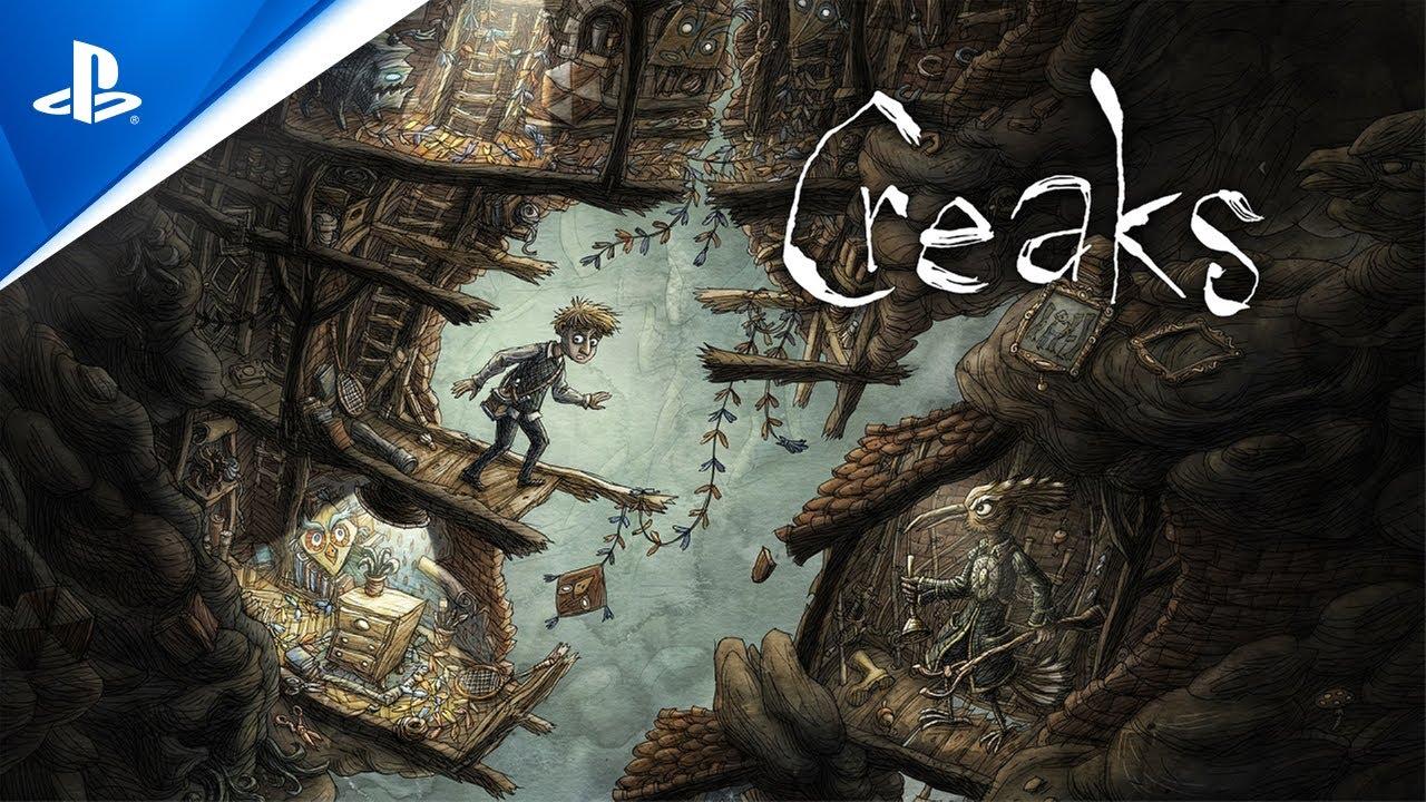 『Creaks (クリークス)』 ゲーム紹介PV