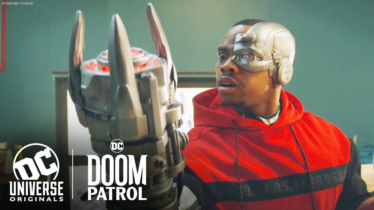 Doom Patrol Dc Universe Season 2 Episode 5 Teaser Dc