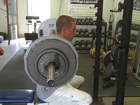 Omaha Nebraska Gym-The Forged Athlete-Athlete In Training