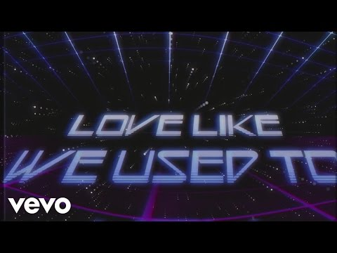 Captain Cuts - Love Like We Used To (Official Lyric Video) ft. Nateur