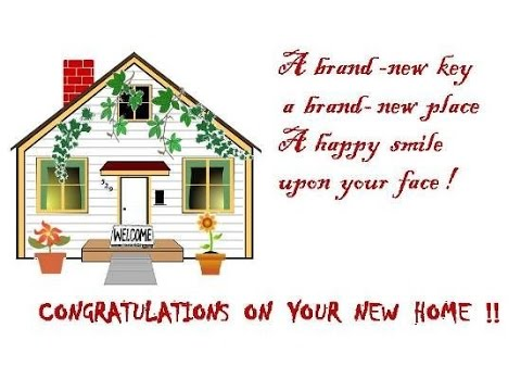 house warming wishes greeting card video congratulations messages for new home