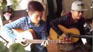 Cover Vết mưa- QTB ft Phong Bống