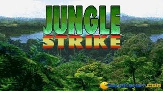 Jungle Strike gameplay (PC Game, 1993)