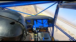 Cockpit Perspective with Steve- Reno STOL Drag