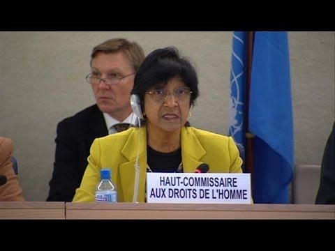 UN rights chief urges probe of Sri Lanka war crime claims