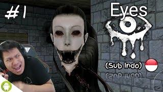 Gambar cover PECINTA KUYANGG?? MASUKK!!! Eyes Horror Game Part 1 END [SUB INDO] ~Langsung Mode NIGHTMARE!!