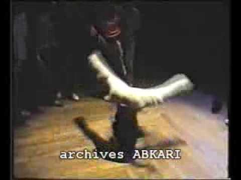 Danse urbaine au Maroc (archives) : HM Style VS The BBoys (Casablanca, 1999)