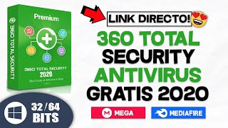 DESCARGAR 360 Total Security 2020✅El MEJOR Antivirus GRATUITO Para Windows 7/8/10😱COMPLETO!!