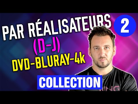 Ma collection DVD/BLU RAY (partie 2 - 2000 ABONNES)