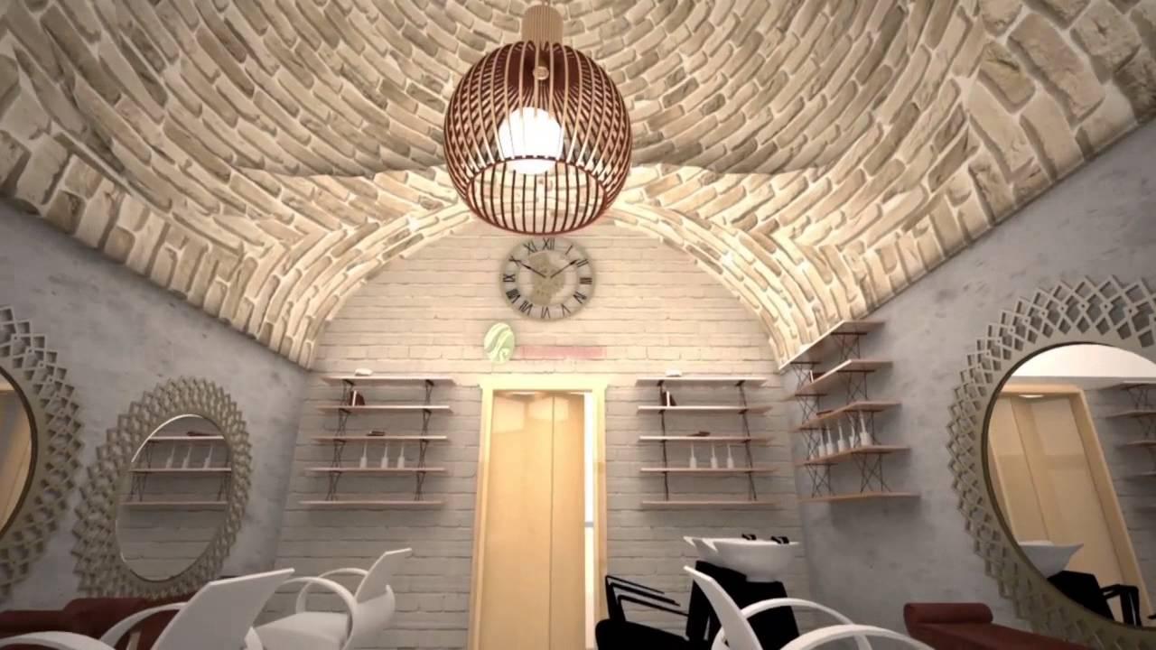 Video dise o interior elena ansotegui peluquer a youtube - Diseno de peluquerias ...