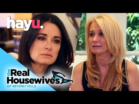 Kyle Rebuilds Relationship With Sister Kim | Real Housewives Of Beverly Hills
