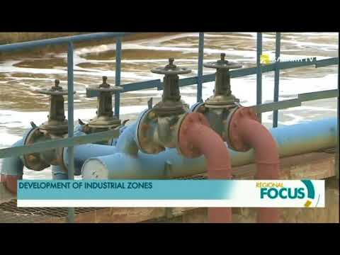 Special economic zones are being actively developed in Kazakhstan