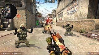 Потные катки на звёздах Counter Strike Global Offensive