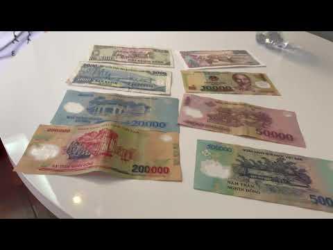 Ho Chi Minh City, Vietnam - How Much Money?