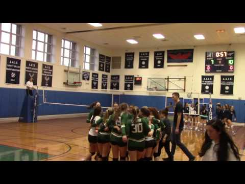Varsity Volleyball: Chapin vs Marymount on 10-26-2016