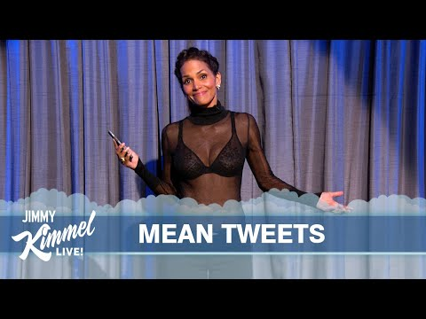Thumbnail: Mean Tweets Live