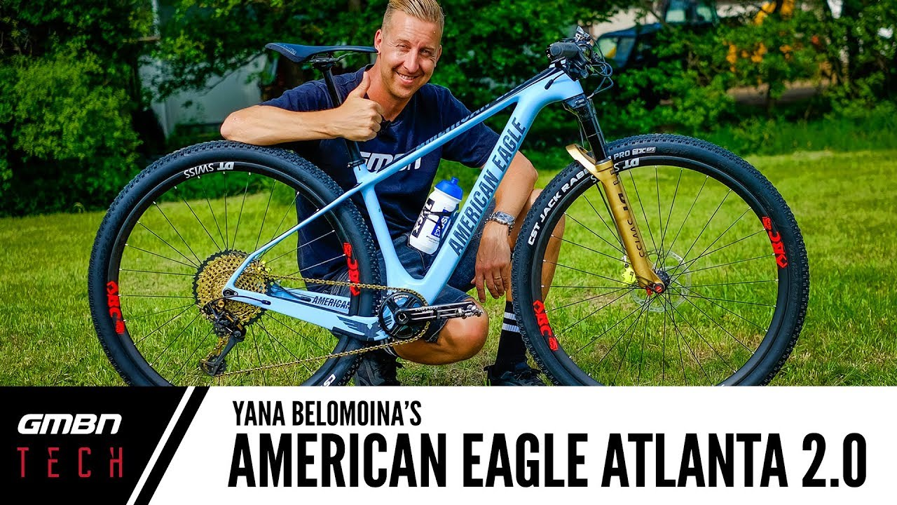 Yana Belomoina S American Eagle Atlanta Gmbn Tech Pro