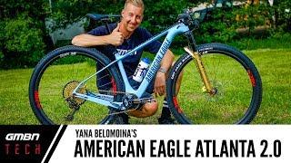 Yana Belomoina's American Eagle Atlanta | GMBN Tech Pro Bike