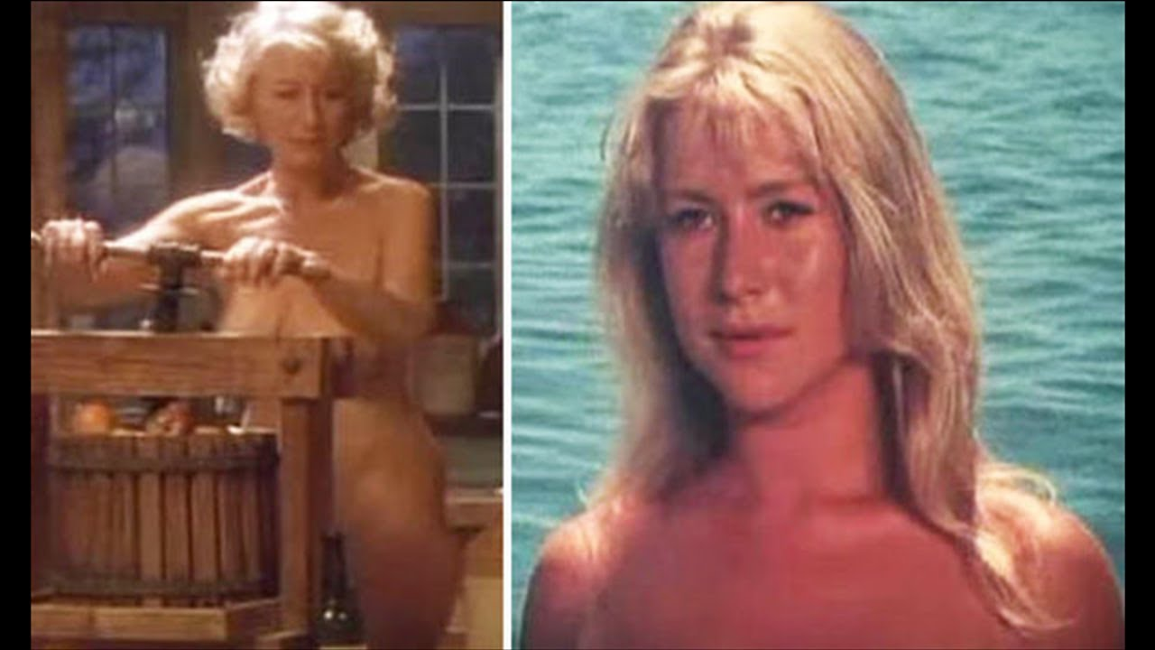 Mine helen mirren caligula nude scene