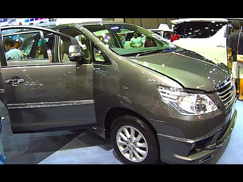 All New Kijang Innova Review Lampu Yaris Trd Toyota 2015 2016 Video Generation Youtube