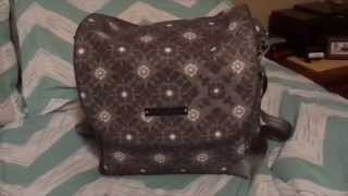 Petunia Pickle Bottom Boxy Backpack Cloth Diapers and Review