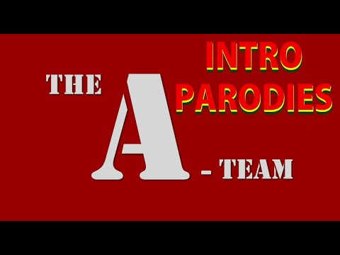 THE B-TEAM (parody)