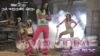 MR.TOD, GYPTIAN - OVERTIME (REMIX) - 2013