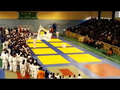 7º Festival de Judo solidario en Tamaraceite